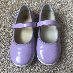Lavender Naturino Mary Janes (25)